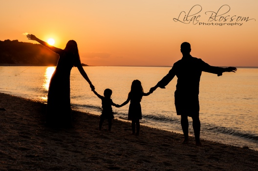 sunset beach family-3